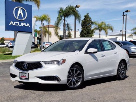 New 2020 Acura TLX V-6 FWD SD