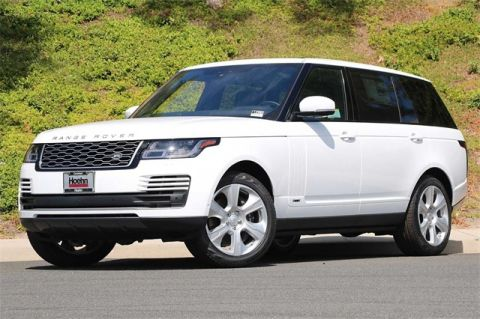 2020 Land Rover Range Rover Supercharged