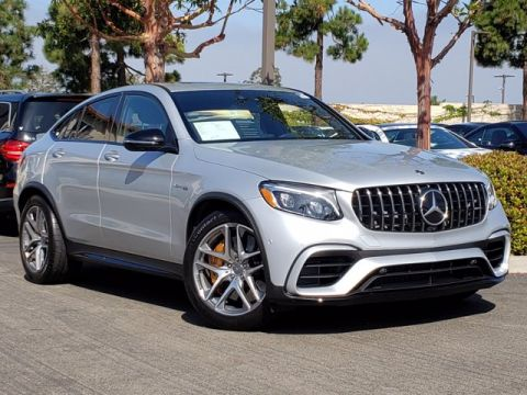 Certified Pre-Owned 2019 Mercedes-Benz GLC AMG® GLC 63 S AWD 4MATIC Sport Utility