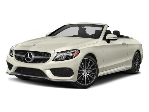 Certified Pre-Owned 2017 Mercedes-Benz C-Class C 300 RWD Convertible